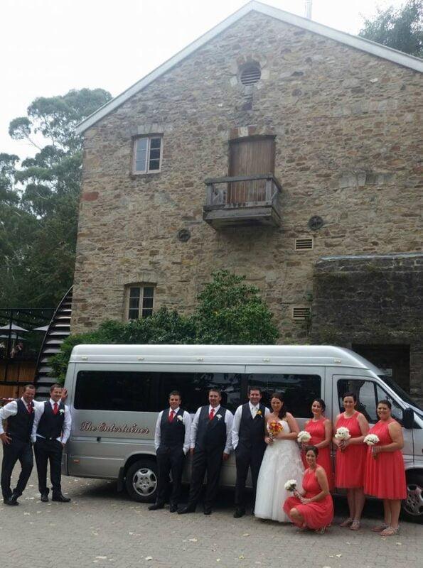 Juggle House Experiences - Wedding Transport Hire