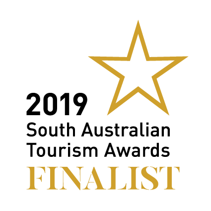 2019 South Australian Tourism Award Finalist