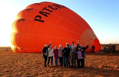Barossa Hot Air Balloon Tour