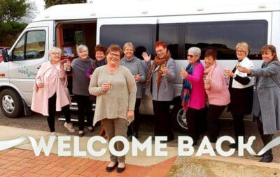 Welcome Back - Girlfriends Tour