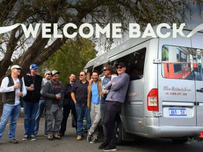 Welcome Back - Mates Tour