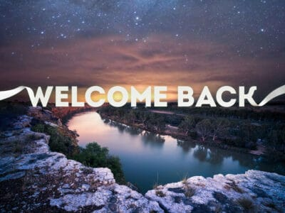 Welcome Back - Dark Sky