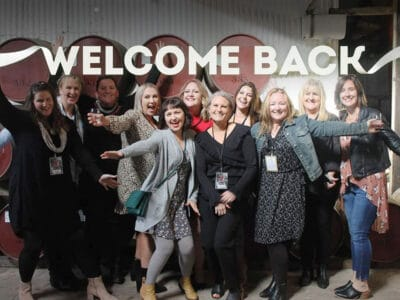 Welcome Back - Girlfriends Wine Tour