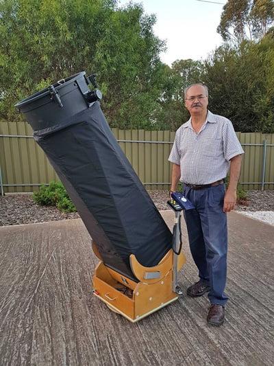 Joe-and-telescope